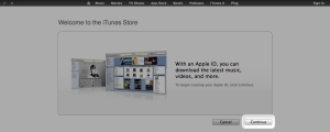 welcome to iTunes