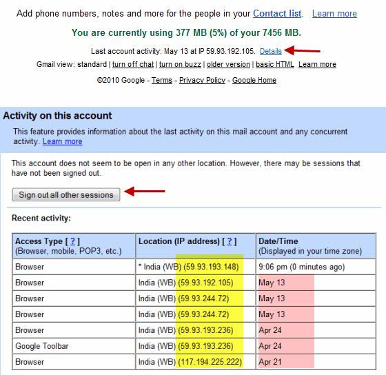 gmail-account-activity